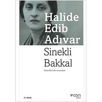 Sinekli Bakkal - Halide Edib Adývar - Can Yayýnlarý