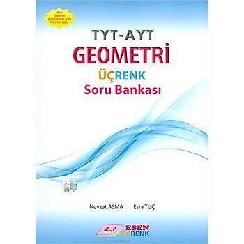 Esen TYT AYT Geometri Üçrenk Soru Bankasý