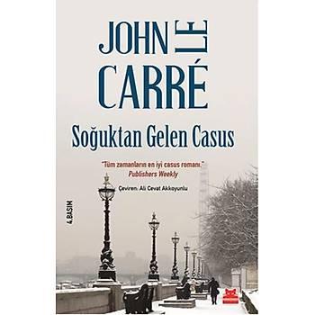 Soðuktan Gelen Casus - John Le Carre - Kýrmýzý Kedi