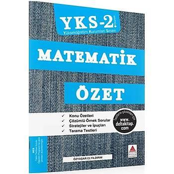 YKS AYT 2. Oturum Matematik Özet Delta Kültür Yayýnlarý