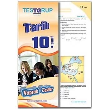 Test Grup 10. Sýnýf Tarih Yaprak Testler