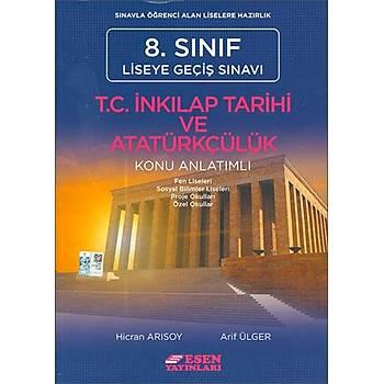 LGS 8.Sýnýf T.C. Ýnkýlap Tarihi ve Atatürkçülük Konu Anlatýmlý