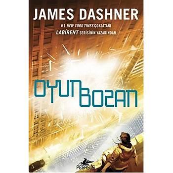Oyunbozan - James Dashner - Pegasus Yayýnlarý