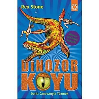 Dinozor Koyu 8 : Deniz Canavarýyla Yüzmek - Rex Stone - Artemis Yayýnlarý