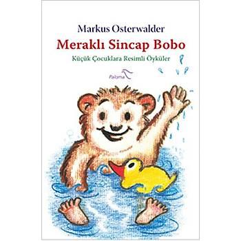 Meraklý Sincap Bobo - Markus Osterwalder - Paloma Yayýnevi