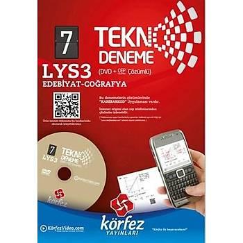 Körfez - Tekno Deneme LYS-3 Edebiyat Coðrafya