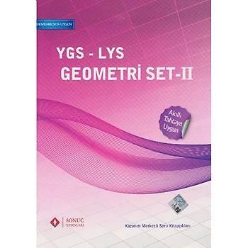 Sonuç YGS LYS Geometri Seti 2