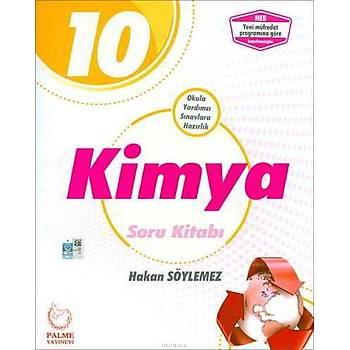 10.Sýnýf Kimya Soru Kitabý Palme Yayýncýlýk