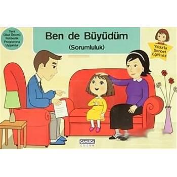 Yýldýz'la Sohbet Eðitimi 1 - Ben de Büyüdüm - Kolektif - Çamlýca Çocuk Yayýnlarý
