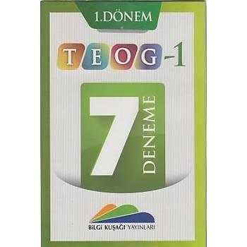 8.Sýnýf TEOG -1 7 li Deneme Seti Bilgi Kuþaðý Yayýnlarý