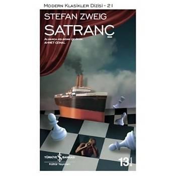Satranç - Stefan Zweig - Ýþ Bankasý Kültür Yayýnlarý