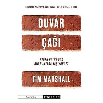 Duvar Çaðý -Tim Marshall - Epsilon Yayýnevi