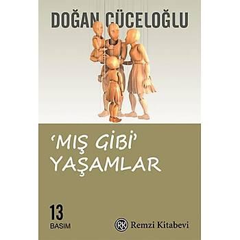 Mýþ Gibi Yaþamlar - Doðan Cüceloðlu - Remzi Kitabevi