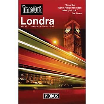Time Out Londra Simon Coppock  Picus Yayýnlarý