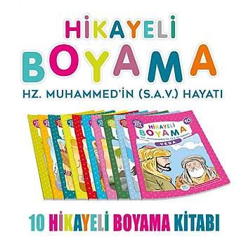 Hikayeli Boyama Hz. Muhammedin (S.A.V.) Hayatý 10 Kitap