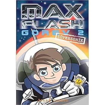 Max Flash - Görev 2 - Jonny Zucker - Artemis Yayýnlarý