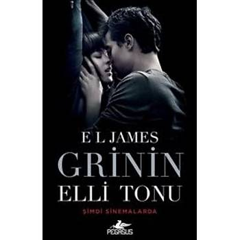 Grinin Elli Tonu Film Özel Baskýsý - E. L. James