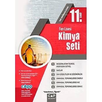 11. Sýnýf Fen Lisesi Kimya Seti Çap Yayýnlarý