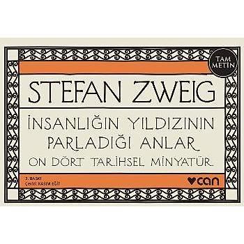 Ýnsanlýðýn Yýldýzýnýn Parladýðý Anlar Minikitap - Stefan Zweig
