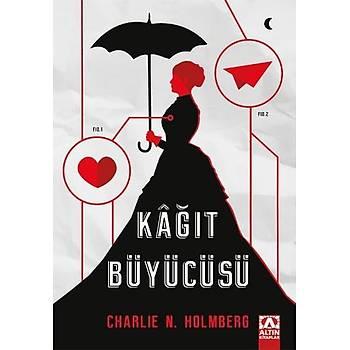 Kaðýt Büyücüsü - Charlie N. Holmberg - Altýn Kitaplar