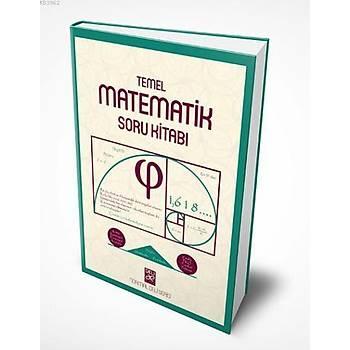 Temel Matematik Soru Kitabý Orijinal Seri Deli Kitap