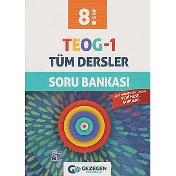 Gezegen 8.Sýnýf TEOG 1 Tüm Dersler Soru Bankasý (2017)