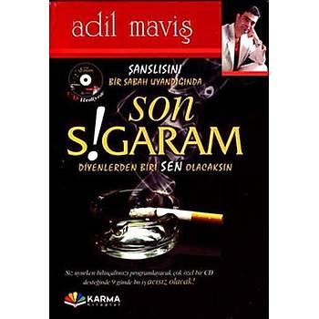 Son Sigaram / Adil Maviþ (CD YOK) - Karma Kitaplar