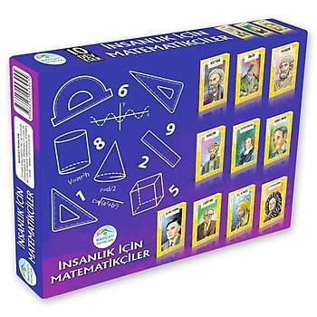 Ýnsanlýk Ýçin Matematikçiler 10 Kitap Maviçatý Yayýnlarý