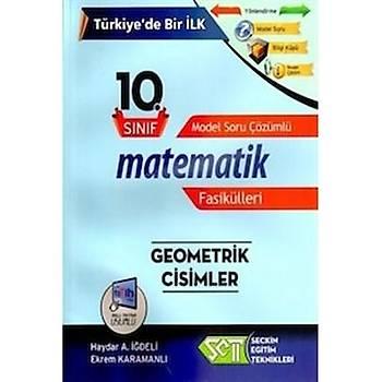 SET 10.Sýnýf Matematik Fasikülleri-8 Geometrik Cisimler