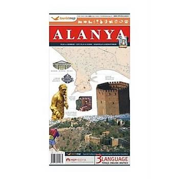 Touristmap Alanya - MepMedya Yayýnlarý