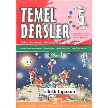 Nobel 5.Sýnýf Temel Dersler Konu Anlatýmlý 2006