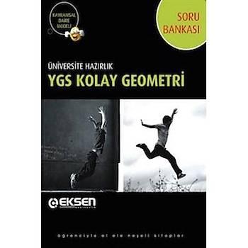Eksen YGS Kolay Geometri Soru Bankasý