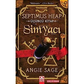 Septimus Heap 3 Simyacý - Angie Sage