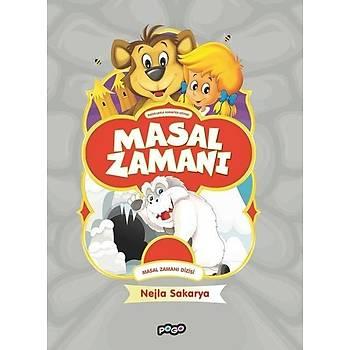 Masal Zamaný Dizisi - Masal Zamaný - Nejla Sakarya - Pogo Çocuk