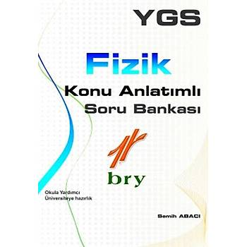 Fizik Konu Anlatýmlý Soru Bankasý YGS Birey Yayýnlarý