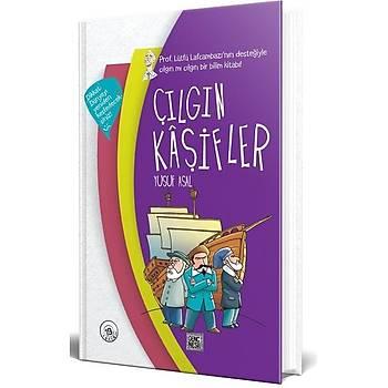 Çýlgýn Kaþifler (Ciltli) - Yusuf Asal - Nesil Genç