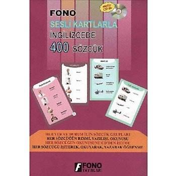 Fono Sesli Kartlarla Ýngilizcede 400 Sözcük (CDli) - Kolektif - Fono Yayýnlarý
