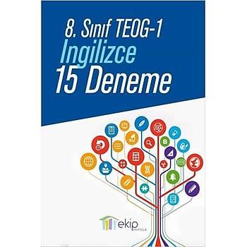 8.Sýnýf TEOG-1 Ýngilizce 15 Deneme