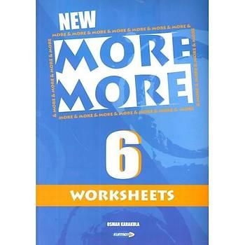 6.Sýnýf More and More Worksheets Kurmay ELT