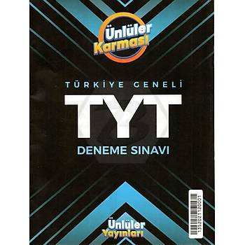 TYT Ünlüler Karmasý Türkiye Geneli Deneme Sýnavý