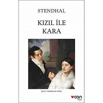 Kýzýl ile Kara - Marie-Henri Beyle Stendhal - Can Yayýnlarý