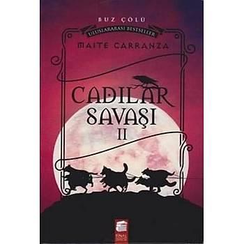 Cadýlar Savaþý 2 - Buz Çölü - Maite Carranza - Final Kültür Sanat Yayýnlarý