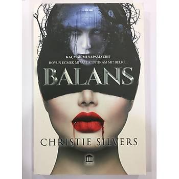 Balans - Christie Silvers - Olympia Yayýnlarý