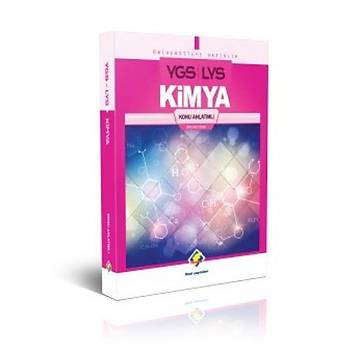 Final YGS LYS Kimya Konu Anlatýmlý 2017
