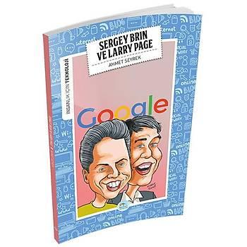 Ýnsanlýk Ýçin Teknoloji - Sergey Brin ve Larry Page - Ahmet Seyrek