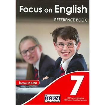 Ýrem Yayýncýlýk Focus on English 7