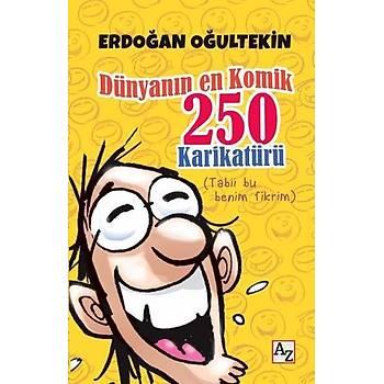 Dünyanýn En Komik 250 Karikatürü - Erdoðan Oðultekin