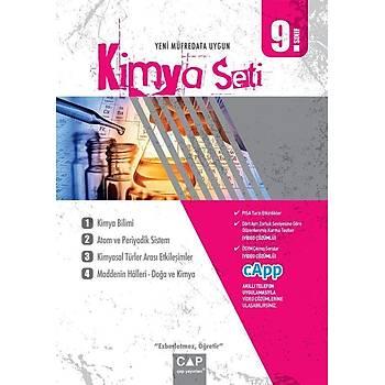 9. Sýnýf Anadolu Lisesi Kimya Seti Çap Yayýnlarý