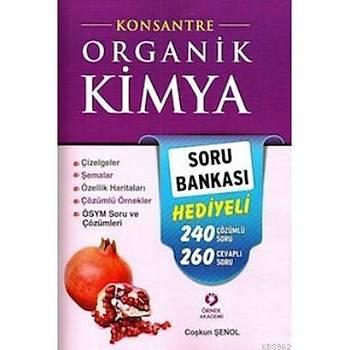 Konsantre Organik Kimya - Soru Bankasý Hediyeli