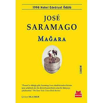 Maðara - Jose Saramago - Kýrmýzý Kedi